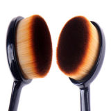 De professionele Borstel van de Make-up van het Hulpmiddel van de Stichting van de Schoonheid Kosmetische Ovale Enige