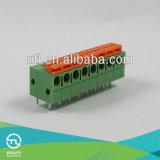 5.0mm Abstand Schaltkarte-Klemmenleiste-elektrisches Kabel-Verbinder