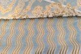 In reliëf gemaakt Fluweel 100% de TextielStof van de Polyester (EDM5097)