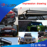 72W 12 polegadas LED Light Bar Car Light Bar