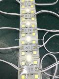 Material de caja de luz Iluminación de LED