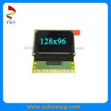 1.29 Zoll-Farbe OLED mit schneller Antwort der Auflösung-128X96