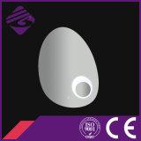 Espejo que magnifica irregular cosmético brillante de Jnh268 China con la luz del LED