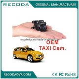 Cámara del coche del vehículo del IR del mini tamaño con el audio para los carros del taxi