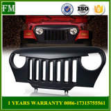 Grils avant pour le Wrangler Tj de jeep outre des accessoires de route