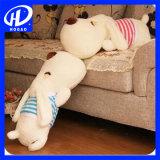 小型ハスキーなプラシ天のトイドッグのぬいぐるみの赤ん坊のギフトのかわいい18cm最もよいおもちゃ