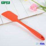 Spatola solida flessibile dello strumento della cucina della fabbrica dell'articolo da cucina del silicone del commestibile