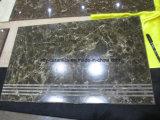 Wand-Porzellan-Marmor deckt volle Karosserien-Fliese mit Ziegeln