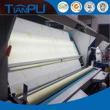 Le polyester d'or de filé a tricoté le matelas faisant tic tac pour la couverture de palier de latex