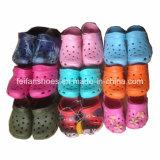 El más nuevo precio barato almacena los zapatos del jardín para la venta al por mayor (FFSS0413-01)