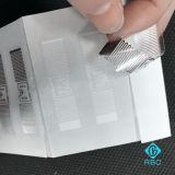 Ausländer Higgs-3 RFID machte Einlegearbeit/Prelam Aufkleber-Kennsatz für Zugriffssteuerung naß