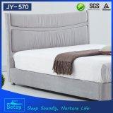 중국에서 현대 디자인 단단한 나무 침대