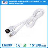 USB 28AWG 8pin голодает заряжатель Sync данных для кабеля iPhone