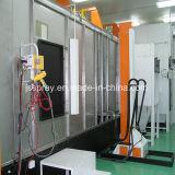 Línea de recubrimiento para perfiles de aluminio