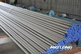 Ligne hydraulique sans joint tuyauterie d'acier inoxydable de la précision S31600