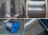 黒は構築によって電流を通された鋼線のための鉄の結合ワイヤーをアニールした
