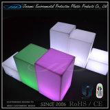 Couleur rechargeable de qualité changeant le cube en DEL