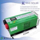Inverter der Sonnenenergie-3000W angeschlossen mit Batterie-Speicher