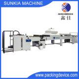 Máquina satinada automática con la función del teñido y del Tactility (XJVE-1450)
