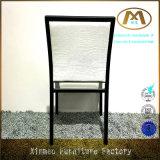 Самомоднейшая роскошная удобная белая согнутая кожа назад обедающ стул