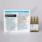 Injection du coenzyme Q10 pour anti-vieillissement et peau plus serrée