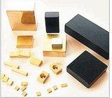 Magneet van het Blok van het Neodymium van de fabriek de Sterke Zeldzame aard Neo
