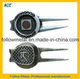 Инструмент ремонта Divot гольфа магнита с изготовленный на заказ логосом