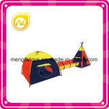 [هيغقوليتي] يطوي لعبة خيمة مع نفق خيمة لأنّ طفلة