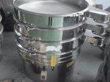 Sifter de vibração farmacêutico do aço Zs-400 inoxidável