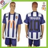 주문 고품질 제조 새로운 디자인 팀 스포츠 클럽 건조한 적합 승화 타이 질 축구 셔츠 제작자 축구 저어지