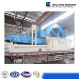 Fabricante experimentado de máquina de desecación de la arena con el reciclaje de la arena fina