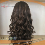 Comprimento de ombro Moda Mulheres Full Hand Tied Lace Wigs