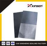 Resistente ao calor Ss316 folha de gaxeta de grafite reforçada