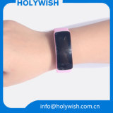 Precio de fábrica Caucho Silicona Reloj Anti-Mosquito Wristband