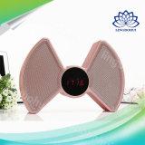 Haut-parleur actif de Bluetooth avec l'étalage d'alarme et le côté de pouvoir
