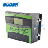 Regulador de la carga de la energía solar PWM de Suoer 12V 24V 50A (ST-C1250)