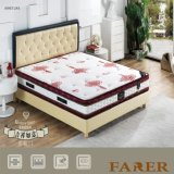 Tipo de los muebles del dormitorio y colchón general de la base de los muebles caseros