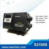 mini azionamento variabile di frequenza di monofase di controllo di vettore di Sensorless di velocità di formato di 1.5kw 2HP