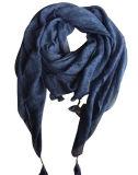 熱いLong Classic Polyester Plain販売2017の方法女性正方形のスカーフ