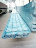 Толь цвета стеклоткани панели FRP Corrugated/стекла волокна обшивает панелями W172017