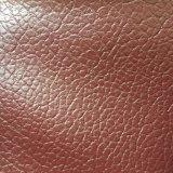 Cuoio antico del PVC di effetto per la fabbricazione della presidenza sezionale di accento del sofà