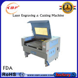 Découpage de laser de CO2 de commande numérique par ordinateur et machine de gravure pour des vêtements