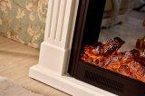 Cheminée en bois moderne de radiateur électrique de meubles de chambre à coucher (329S)