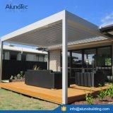 Auvents imperméables à l'eau automatisés de toit de jardin d'auvents avec le moteur