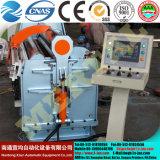 Máquinas hidráulica do rolamento/de dobra da placa de 4 rolo Mclw12CNC-6X1000 com padrão do Ce