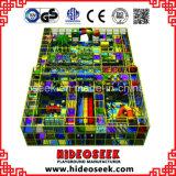 Используемое коммерчески крытое оборудование спортивной площадки для детей