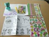 Jouets de papier des gosses DIY pour l'ours Animal-Polaire