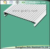 Ausgezeichnete Metalldecken-C-Geformte geschlossene lineare Aluminiumdecke