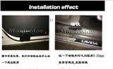 projector Van uitstekende kwaliteit van de Laser van het Embleem van de Deur van de Auto van /LED van de Deur van de Auto van de 10de LEIDENE van de Auto van de Generatie Auto van de Deur de Lichte Bijkomende Aanpassende Lichte