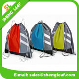 Promouvoir Sale Large Gym Bag Custom Polyester Drawstring Bag